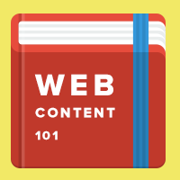 Making your web content count!