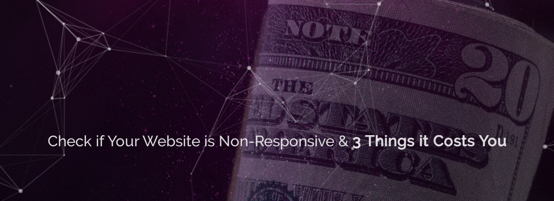 what non responsive design costs your business
