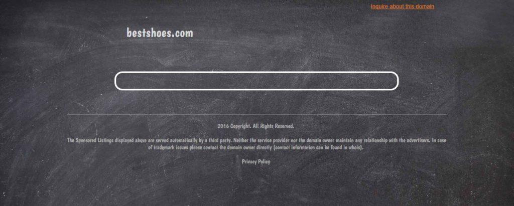 exact match domain name example