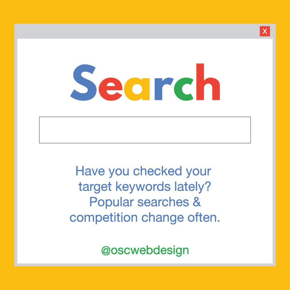 check keyword competition often