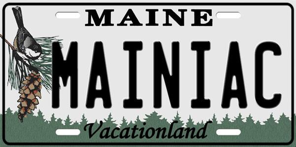 Maine vacationland