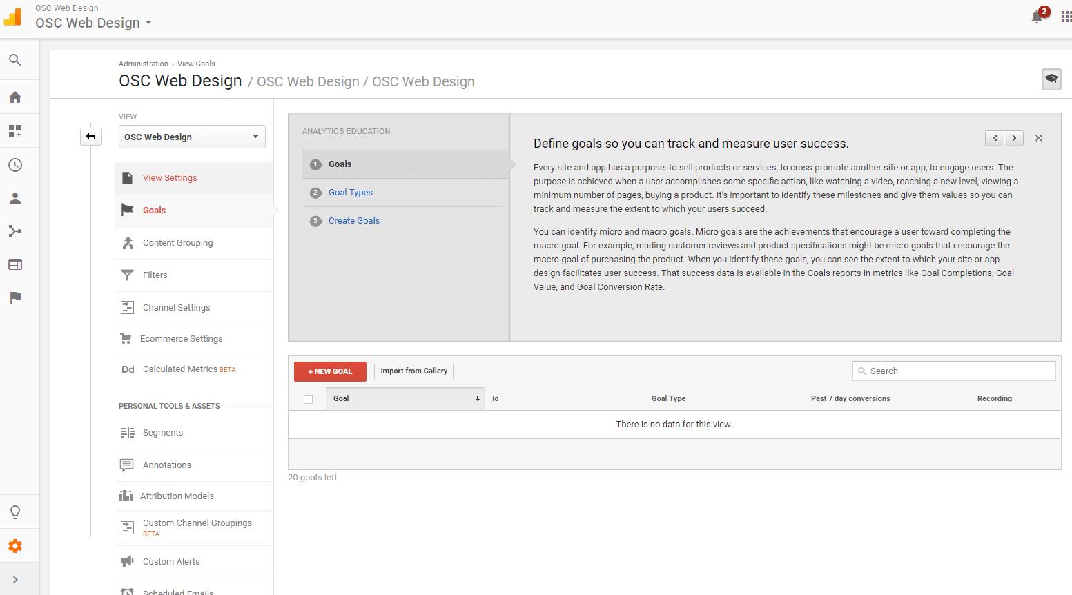 Easy Website Improvements