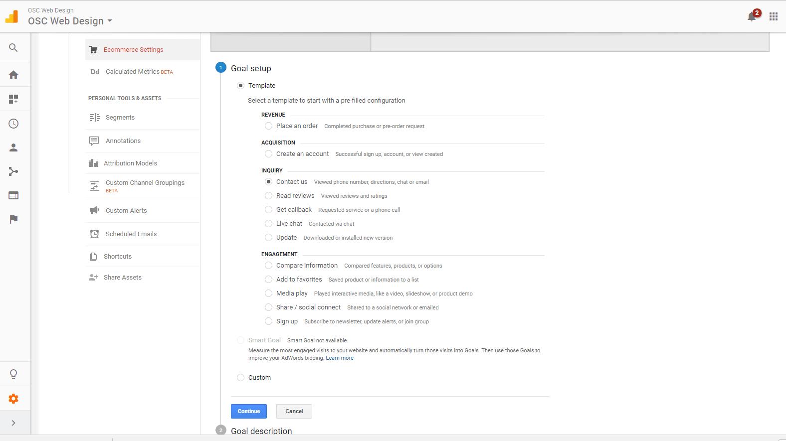 Speedy Website Improvements